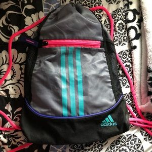never used!! no flaws drawstring bag!!